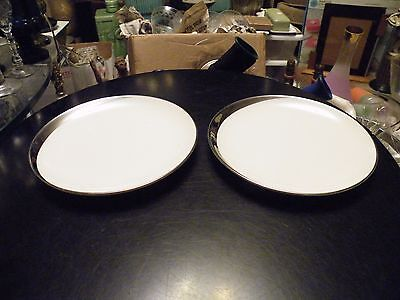 2 Pickard CRESCENT Platinum Ivory Bread Butter Plates MINT - Multiples Available
