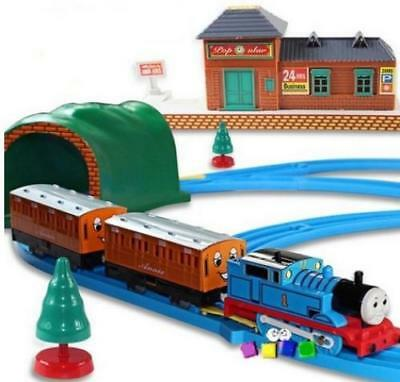 Thomas and Friends Orbital Electric Train Set Toys for Kids Children Boys Play