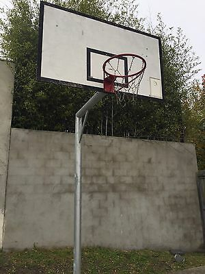 Basketball Ring Net And Backboard - Armadale Vic 3143