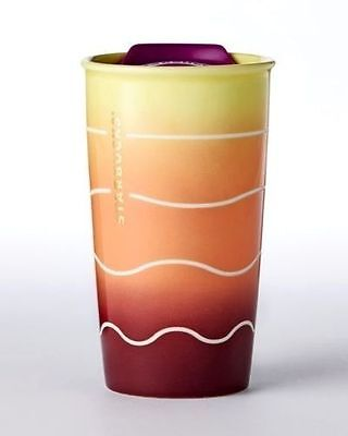 NEW 2017 STARBUCKS COLD CUP TROPICAL FLOWERS ACRYLIC TUMBLER 24oz VENTI