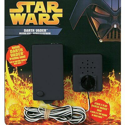 Star Wars Darth Vader Breathing Device One Size