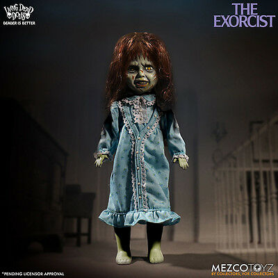 Preordine- Lld Presents The Exorcist - Bambola Action Figure L'esorcista Sd Toys