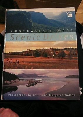Australia's Most Scenic Drives hardcover book Readers Digest