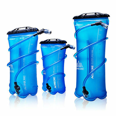 AONIJIE 1.5L 2L 3L Water Bladder Bag Hydration System Pack Cycling Runing Hiking