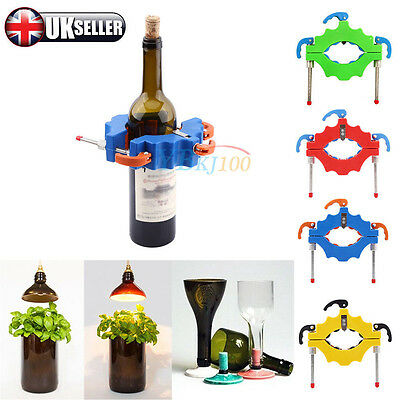 Adjustable Beer Glass Bottle Cutter Tool Craft Cutting Kit Jar Machine UK SELLER