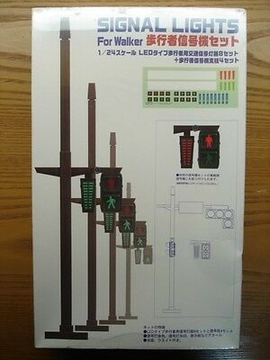 Fujimi Garage & Tool Series 1/24 Scale Signal Light For Walker Model Kit 11122