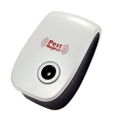 Ultrasonic Electronic Indoor Anti Mosquito Rat Mice Pest Control Repeller V4 GL