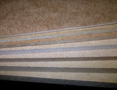 18 mm MDF sheets boards various board sizes 2' x 2', 6' x 3', 6' x 1', 4' x 4'
