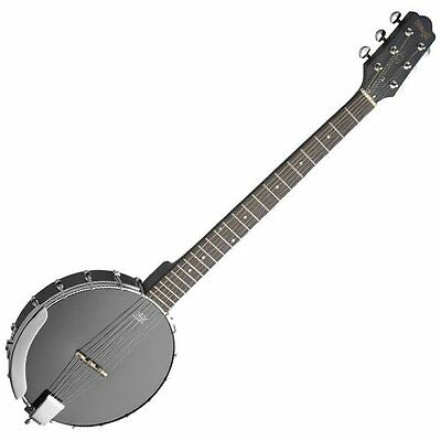 Stagg BJW-Open 6 - Banjo a 6 Corde