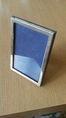 Vintage Sterling Silver Picture Photo Frame