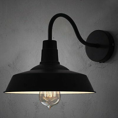 LED Retro Vintage Industrial Wall Light Wall Sconce Art Lamp With Globe Lounge