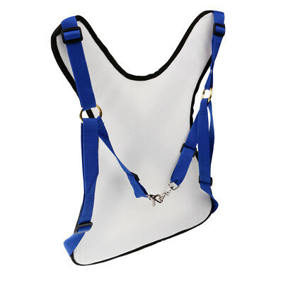 Thickened Breathable Fishing Shoulder Back Harness for Saltwater Freshwater