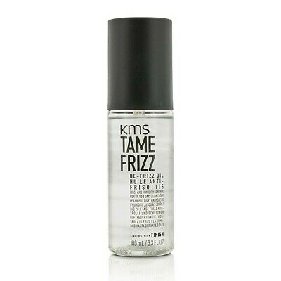 KMS California Tame Frizz De-Frizz Oil (Provides Frizz & Humidity Control 100ml
