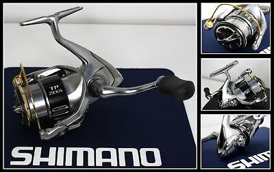 Shimano Twin Power 2500S Spinnrolle Hagane Made in Japan Frontbremse
