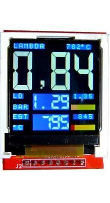 "Breitband Wideband Lambda BLUETOOTH Android Anzeige 1,4"" TFT Display EGT AGT"