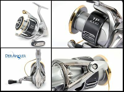 Shimano Twin Power 4000HG Spinnrolle Hagane Made in Japan Frontbremse