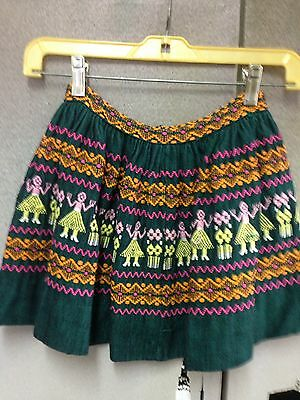 Children's Authentic Mexican Skirt