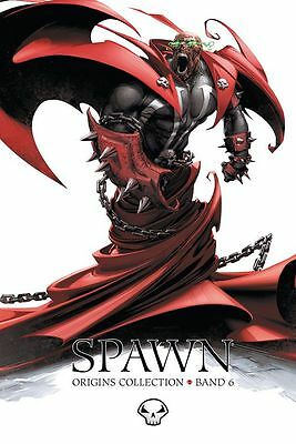 Spawn Origins Collection 6 - deutsch - Panini - NEU -