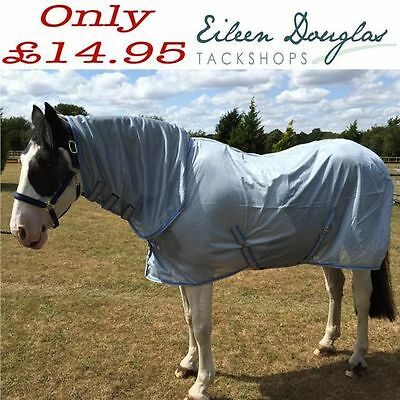 Edt Fly Rug Combo Horse