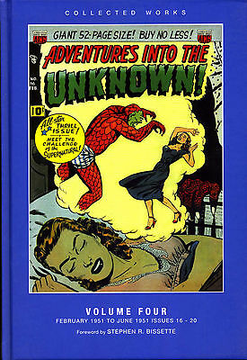ACG COLL WORKS ADV INTO UNKNOWN HC VOL 4 - englisch - NEUWARE - A030