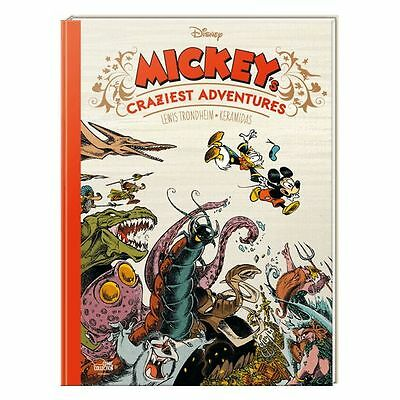 Mickey's Craziest Adventures - Deutsch - Egmont - NEUWARE