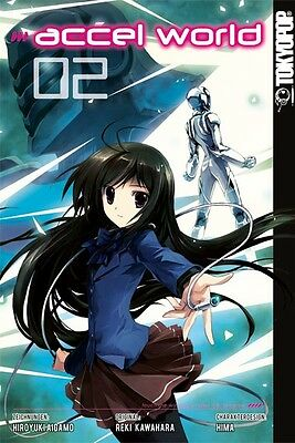 Accel World 2 - Deutsch - Tokyopop - NEUWARE