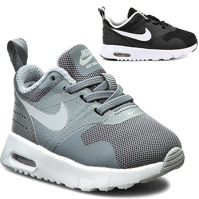 Infants Nike Leather Travas Lace Up Trainer Sports Running School Shoes Size