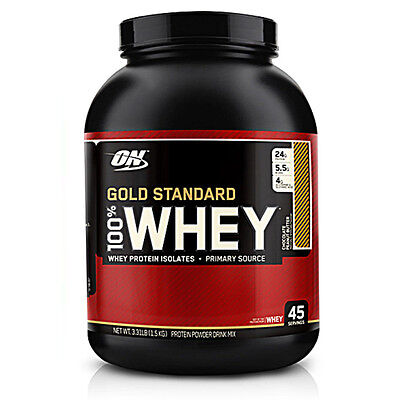 OPTIMUM NUTRITION Gold Standard 100% Whey 2.27kg