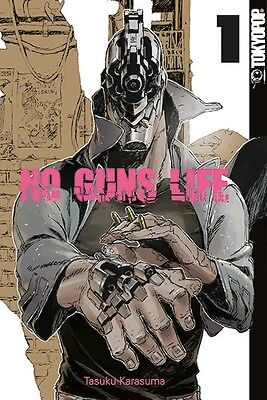 No Guns Life 1 - Deutsch - Tokyopop - NEUWARE