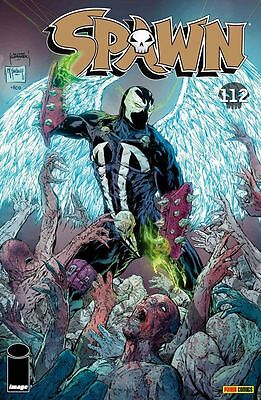 SPAWN 112 - Panini - deutsch - NEUWARE -
