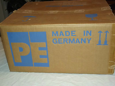 PE 3012 Vintage Turntable Made in Germany NEW in BOX