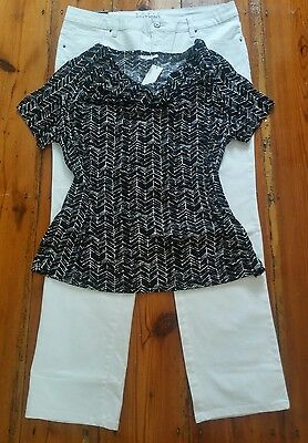 Lot of womens clothes/ outfit size 16 and XL- Lot P82