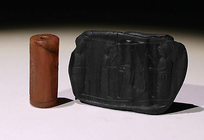 Superb Large Ancient Hardstone Seal - Circa 500Bc  - No Reserve!!