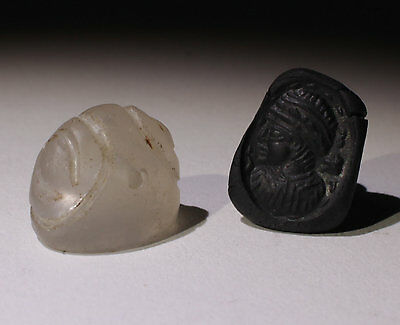 Ancient Rock Crystal Seal - Circa 500Bc  - No Reserve 013