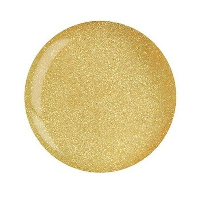 Cuccio Powder Polish Dip System Dipping Powder - Metallic Lemon Gold 45g (5523)