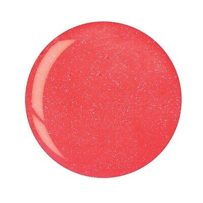 Cuccio Powder Polish Dip System Dipping Powder - Watermelon Pink With Pink Mica