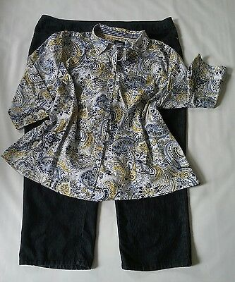 Lot of womens plus size clothes/ outfit size 24 and 3X- Lot S15