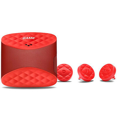 GAME GOLF Live Device Tracking System Red