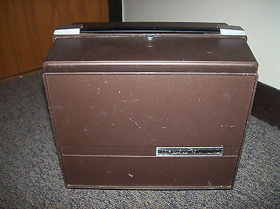 Vintage Bell & Howell 356A Auto load 8mm Projector