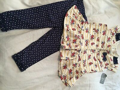 Baby girls outfit age 12-18 months