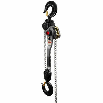 JET 376702 9-Ton Capacity Lever Hoist with 15 ft. Lift & Overload Protection New