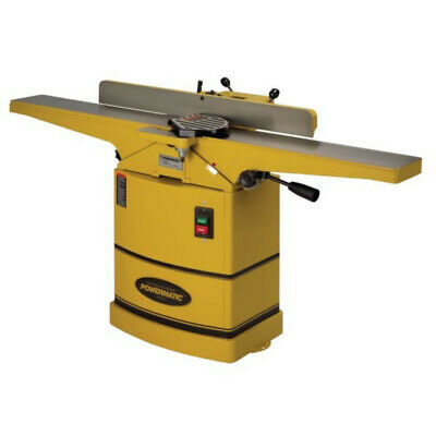 Powermatic 1791317K 6 in. 1-PH 1-HP 115/230V Jointer with Helical Cutterhead New