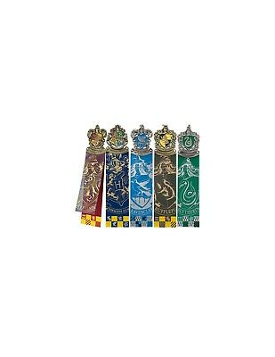 Harry Potter Bookmark 5-Pack Crest