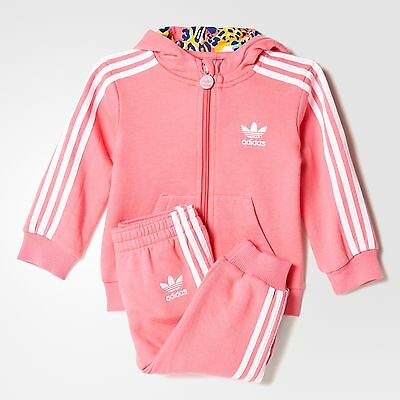 Adidas Infant Soccer HFL FT Full Tracksuit Kids children Jogger Full Set AI9995