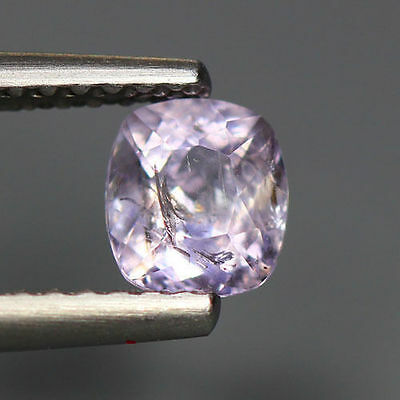 0.50 Cts_Simmering Ultra Nice Gemstone_100 % Natural Light Purple Scapolite