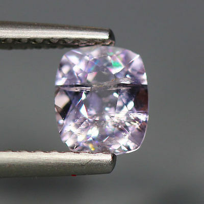 0.76 Cts_Simmering Ultra Nice Gemstone_100 % Natural Light Purple Scapolite