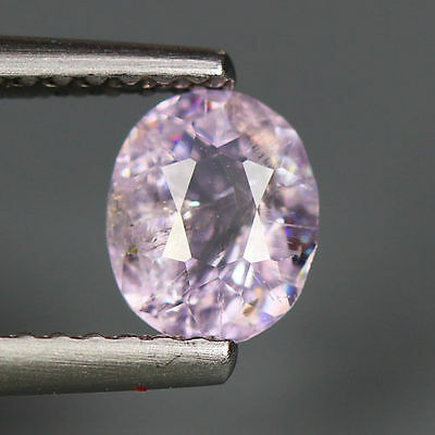 0.65 Cts_Simmering Ultra Nice Gemstone_100 % Natural Light Purple Scapolite
