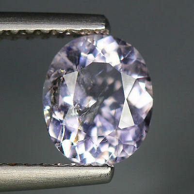 0.92 Cts_Simmering Ultra Nice Gemstone_100 % Natural Light Purple Scapolite