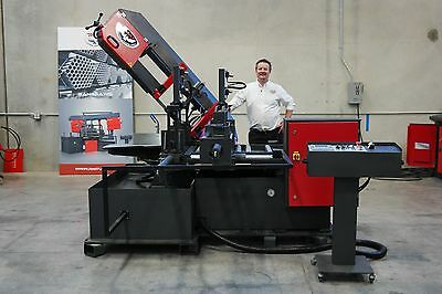 "NEW RMT S-SMART PM 12""x24"" Automatic Pivot Type Single Miter Bandsaw"