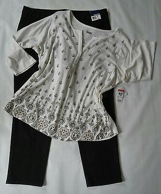 Lot of womens clothes/ outfit size 18 and 1X- Lot S26